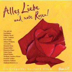 Alles Liebe und Rote Rosen - CD